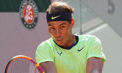 Se baja Nadal de los Juegos Olímpicos y de Wimbledon