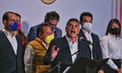 PRI continuará siendo una oposición responsable, dice Alejandro Moreno