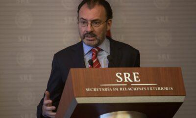 Revira SFP a Luis Videgaray sí ocultó cuentas bancarias