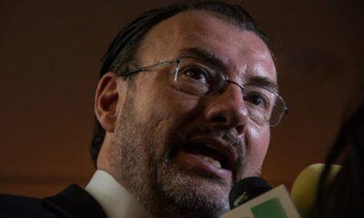 Responde Luis Videgaray tras inhabilitación de la SFP