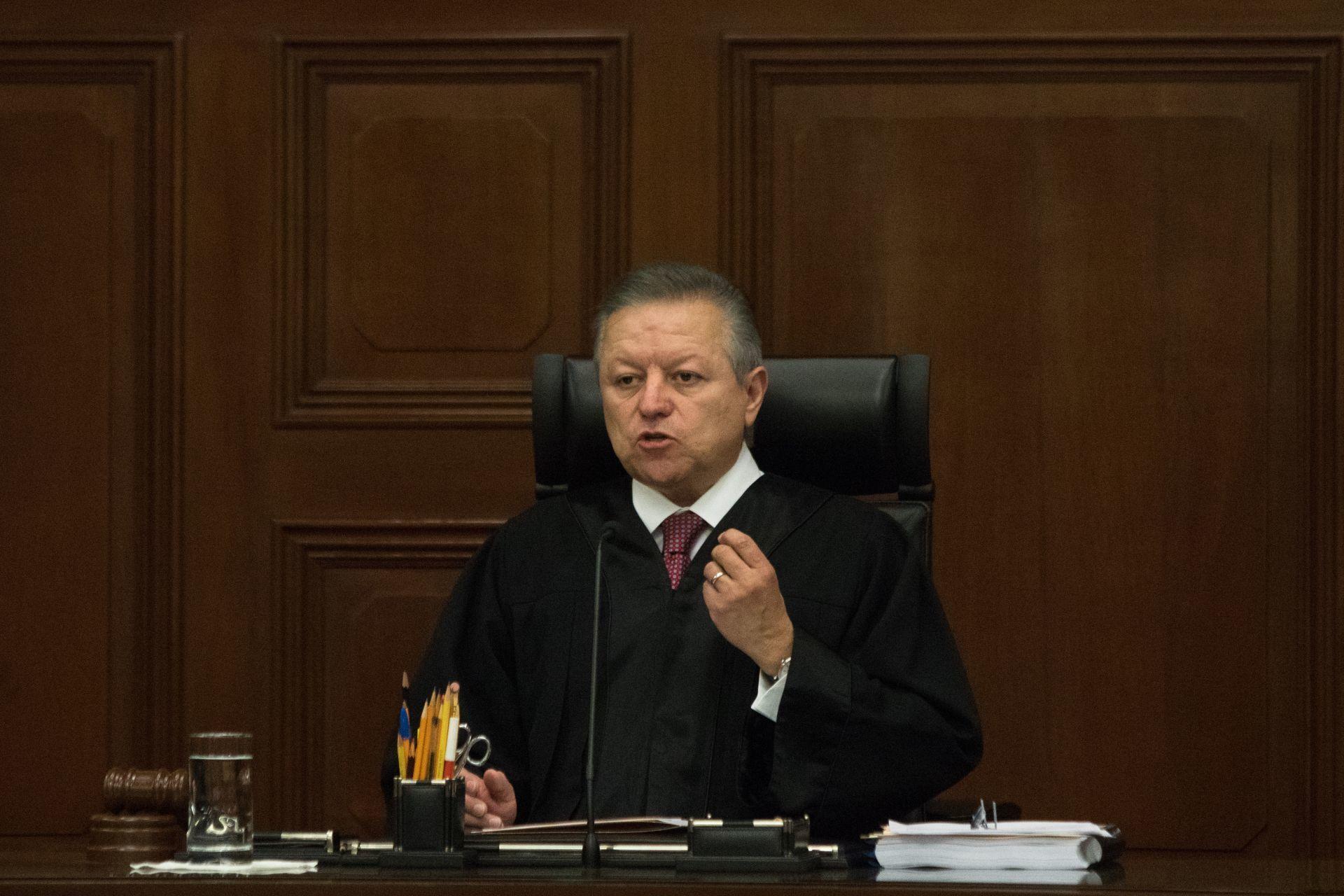 Admite Corte a trámite consulta para decidir extensión de mandato de Arturo Zaldívar