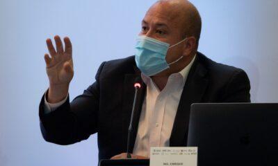 Finaliza reunión de Alfaro con AMLO, tratan tema de seguridad en Jalisco