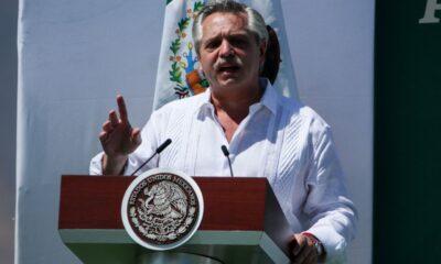 """Ofrece disculpas Alberto Fernández tras decir que """"los mexicanos salieron de los indios"""""""
