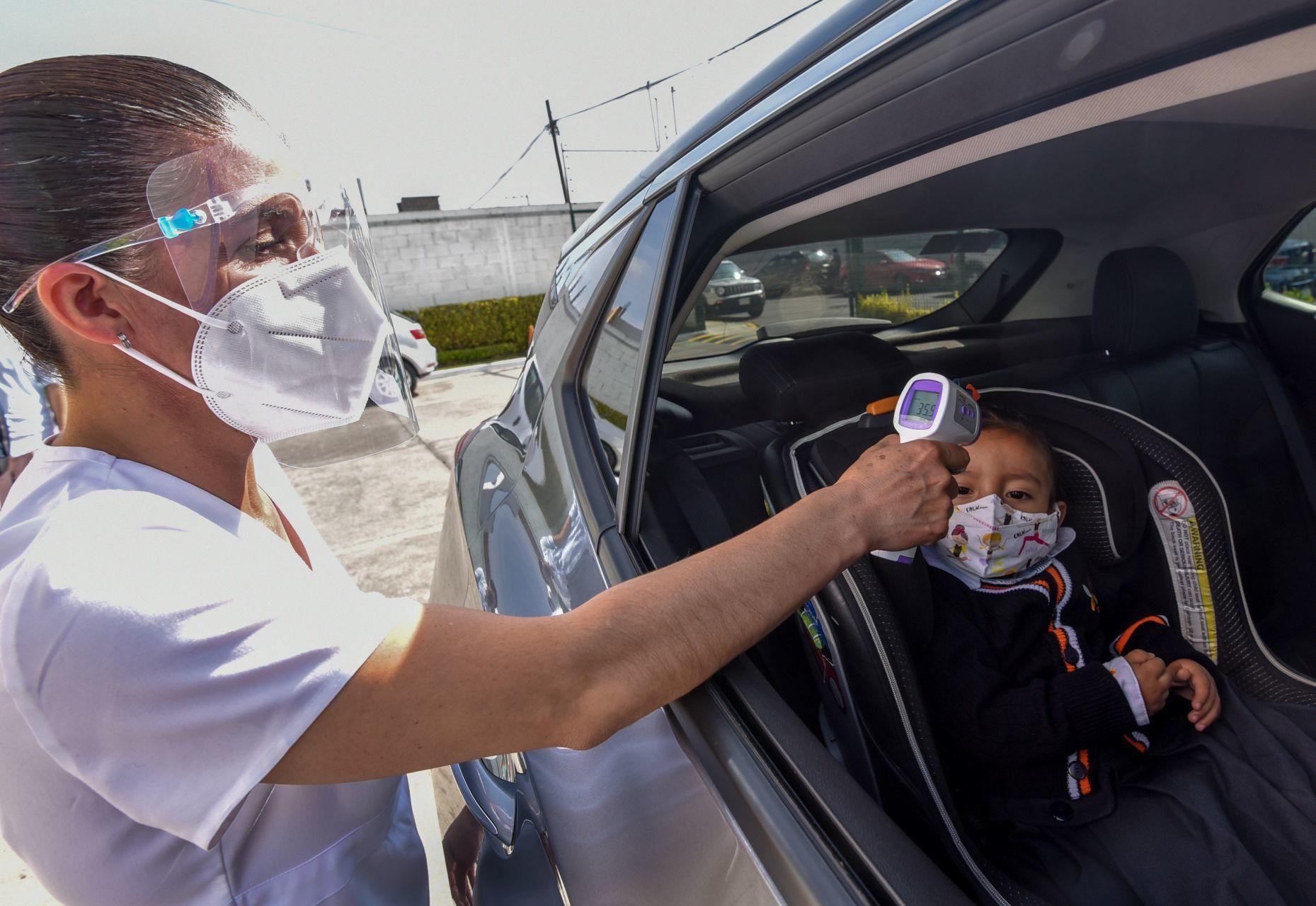 Reporta Secretaría de Salud 230,185 muertes por Covid-19