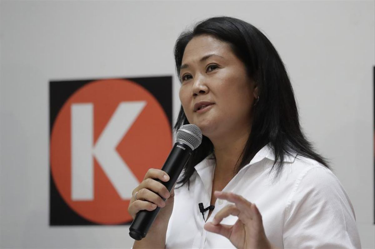 Solicita juez prisión preventiva contra Keiko Fujimori en Perú