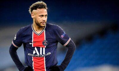 Neymar queda fuera de los jugos Olímpicos