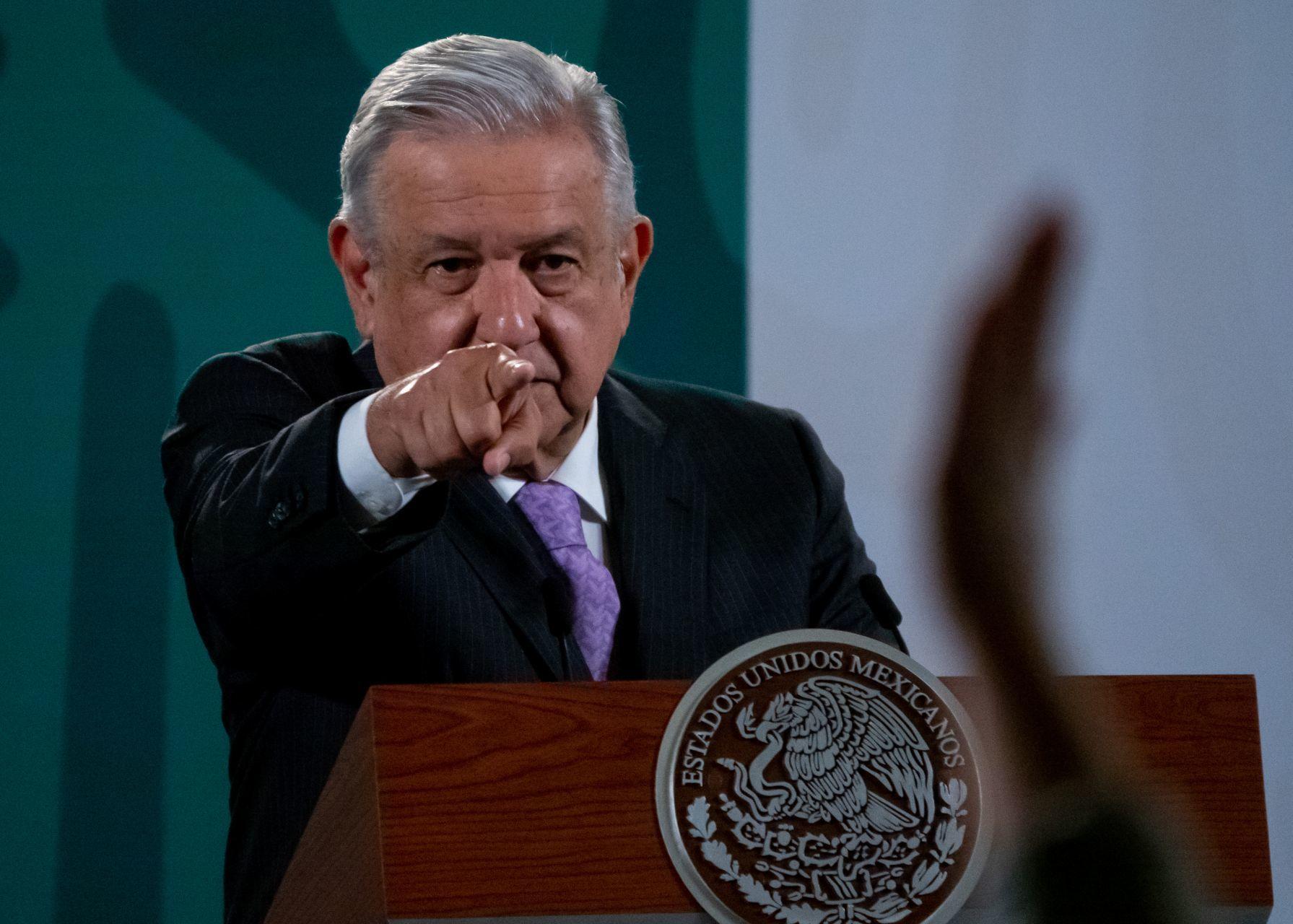 Caso Pegasus debe considerarse el 1 de agosto para enjuiciar a Peña Nieto AMLO