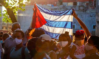 Líderes políticos, artistas y asociaciones piden a Biden finalizar bloqueo contra Cuba