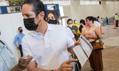 Gobernador de Querétaro da positivo a Covid-19 por segunda ocasión
