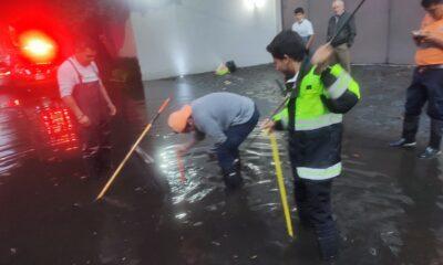 Lluvias fuertes continuarán en el país, alerta Conagua