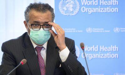 Alerta OMS sobre peligro de variante Delta de coronavirus