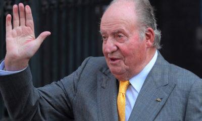 Examante del rey emérito de España lo acusa de espionaje