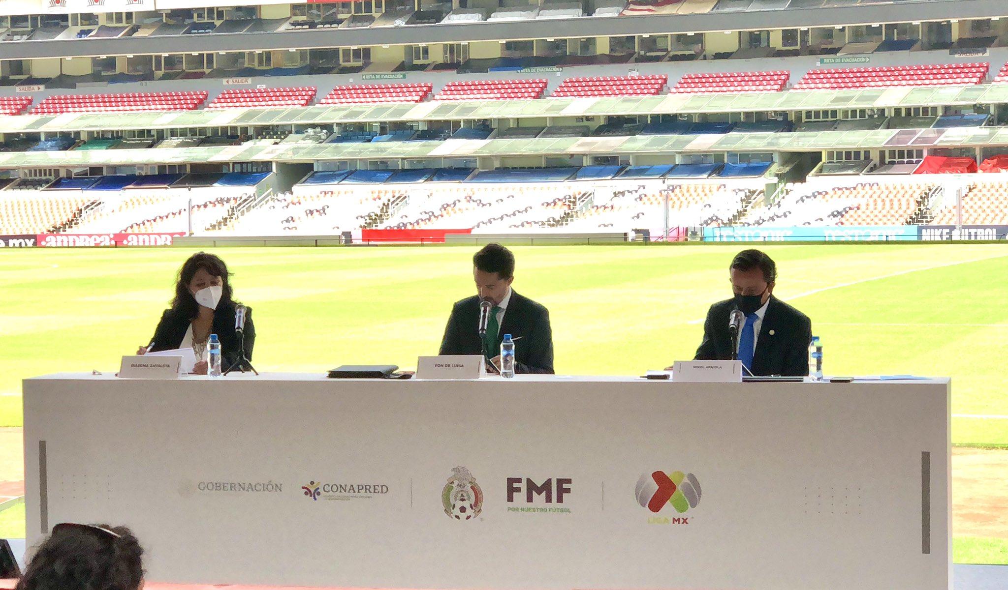 Libra Selección Mexicana veto de la FIFA por grito homofóbico; FMF solo debe pagar 2.2 mdp
