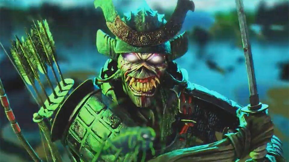 Tras seis años de no guardarse en el estudio, Iron Maiden lanzará su nuevo album Senjutsu el próximo 3 de septiembre, con el que Eddie se viste de Samurai. Con éste serán 17 discos en ese formato.
