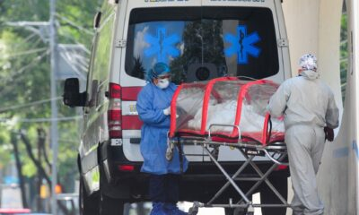 Advierte especialista de alza en contagios y muertes por tercera ola de Covid; llama a vacunarse