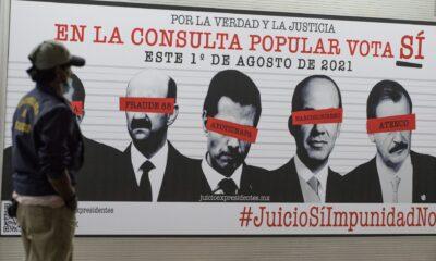 Acusa Mario Delgado al INE de sabotear la consulta popular