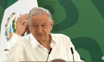 Felicita AMLO a Selección Mexicana de futbol por bronce en Juegos Olímpicos