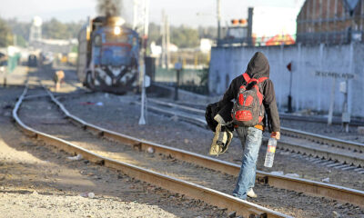 Denuncian casas del migrante a 'influencers' por acoso y humillación a migrante