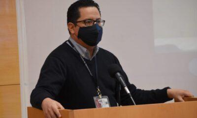 Concluye funciones José Luis Alomía en la Dirección de Epidemiología