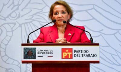 Muere diputada del PT María Teresa Marú Mejía por Covid