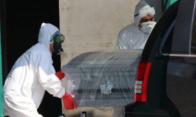 Reporta Salud 253,526 muertes por Covid, 371 más en 24 horas