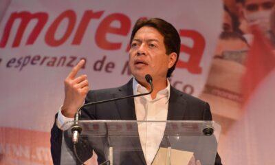 Responde Delgado a oposición: dejen los pretextos y desafueren a Cabeza de Vaca