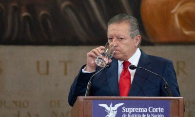 Regaña Muñoz Ledo al ministro Arturo Zaldívar
