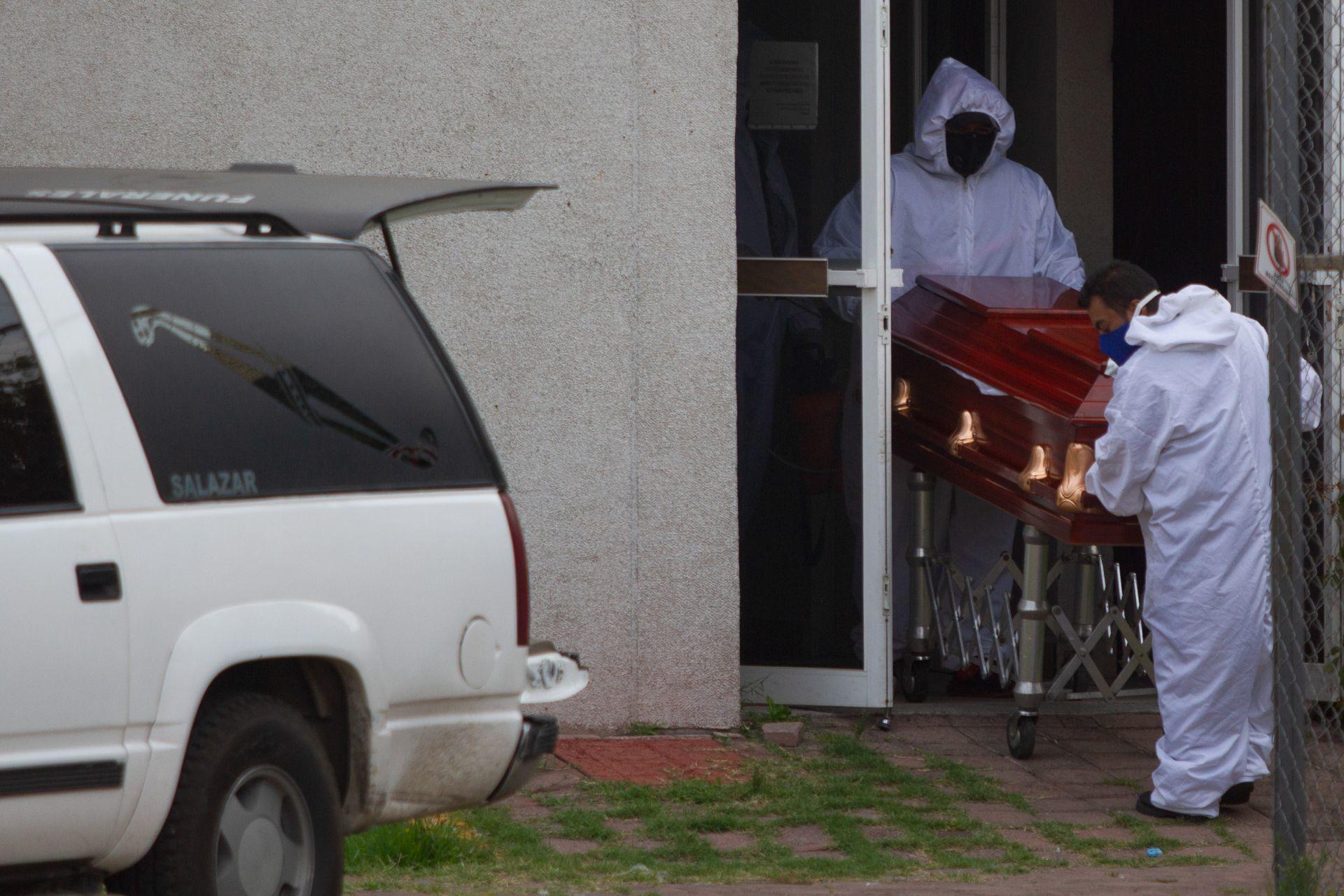 Reporta Salud 248,652 muertes por Covid; 272 más en un día