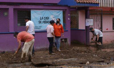 Ofrece Sheinbaum apoyo a Veracruz tras golpe del huracán 'Grace'