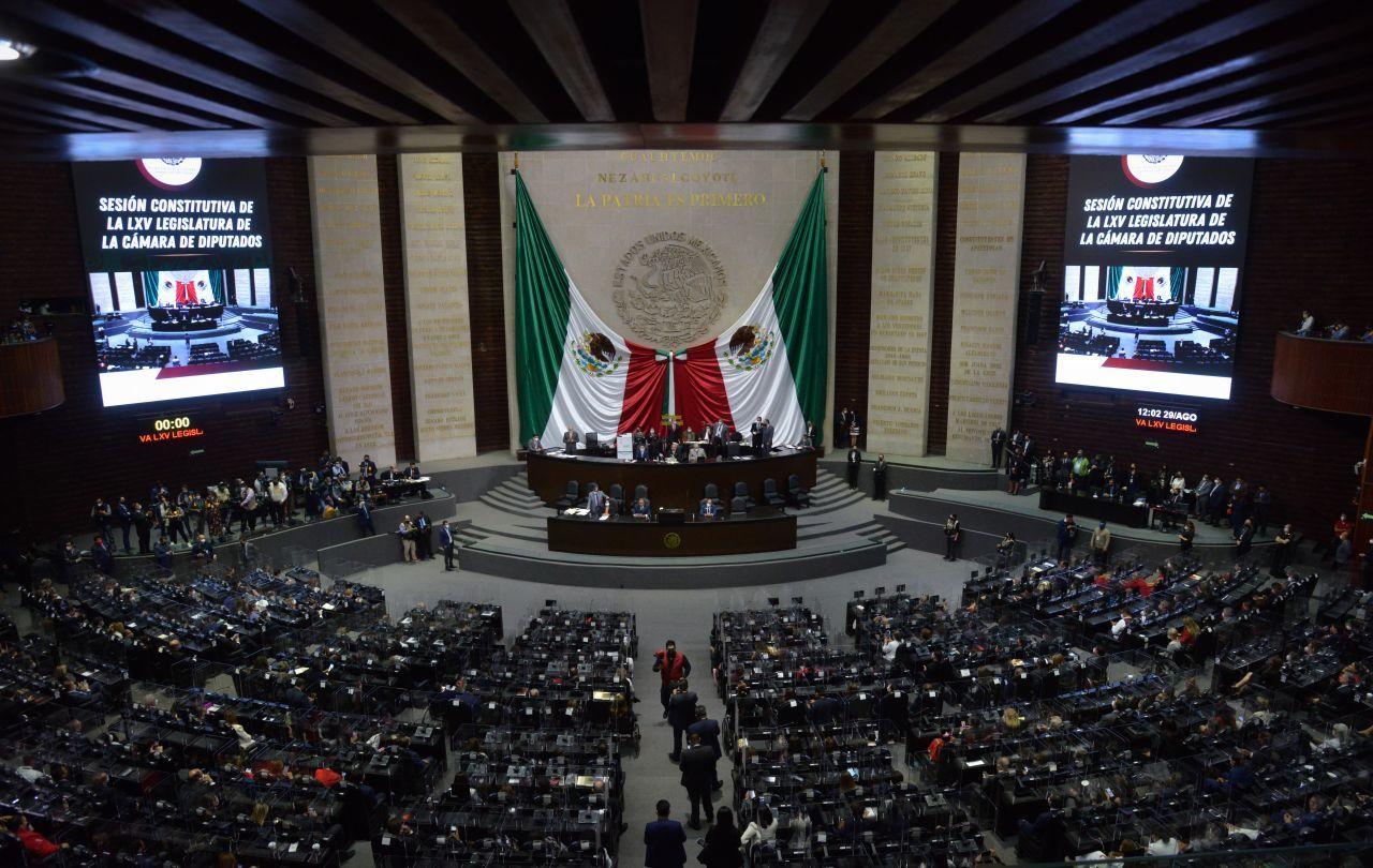 Arranca 65 Legislatura en la Cámara de Diputados y así queda conformada