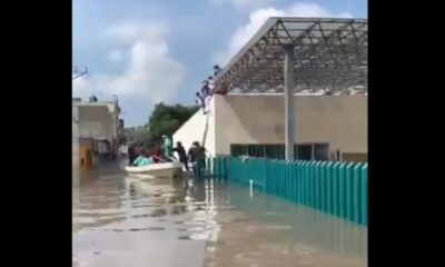 Sube a 17 el número de muertos en hospital de Hidalgo por inundaciones