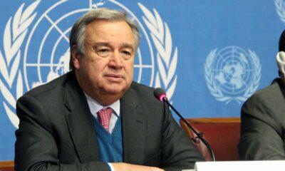 """El mundo está """"al borde del abismo"""", advierte la ONU"""