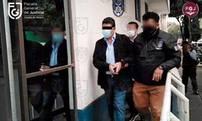 Detienen fiscalía a Fidel Kuri, ex dueño de los Tiburones Rojos