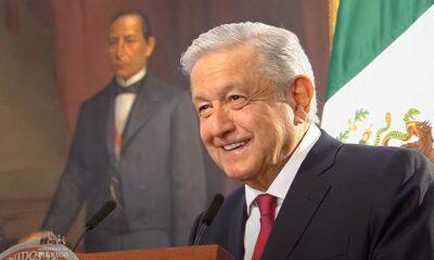 Felicita Rosa Icela Rodríguez a AMLO por su tercer informe de gobierno