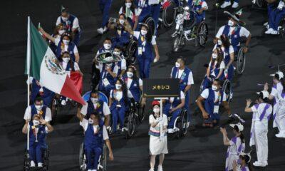 Finalizan Juegos Paralímpicos; México queda en el puesto 20 del medallero
