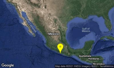 Reporta Héctor Astudillo la muerte de una persona tras sismo en Guerrero