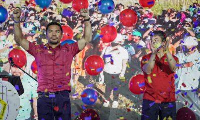 Manny Pacquiao anuncia candidatura a la presidencia de Filipinas