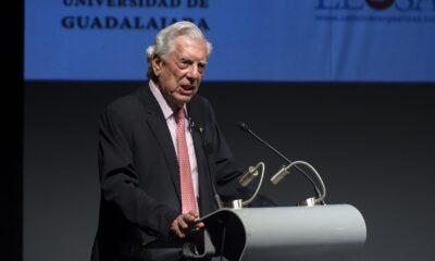 Países que no permiten la libertad de expresión aspiran al comunismo: Vargas Llosa