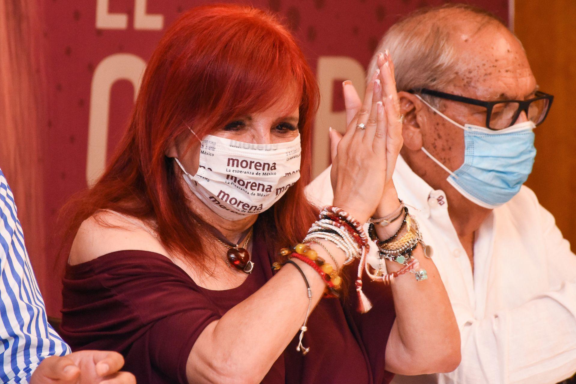 Ratifica TEPJF triunfo de Layda Sansores como gobernadora de Campeche