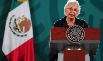 Cancela SAT registro de notaría de Olga Sánchez Cordero
