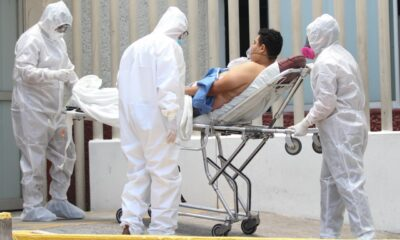 Reporta Salud 12,521 contagios y 815 muertes por Covid en 24 horas