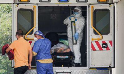 Reporta Salud 12,929 contagios más de Covid en 24 horas, suman 269,015 muertes