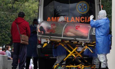 Reporta Salud 1,071 muertes más por Covid en 24 horas