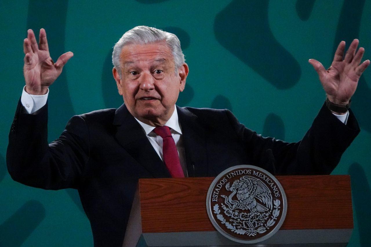 AMLO y Biden se presentan hoy en foro de cambio climático, anuncia el presidente