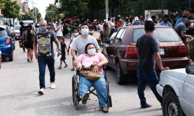 México registra 446 muertes por Covid-19