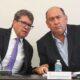 Ricardo Monreal y Rubén Moreira analizan llevar a cabo un parlamento abierto bicameral para discutir la iniciativa de reforma eléctrica del presidente López Obrador