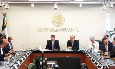 La discusión de la Reforma eléctrica se dará después de la aprobación del Presupuesto de Egresos, adelantaron los líderes camerales de Morena y PRI