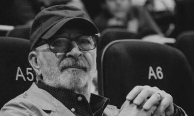 El cineasta Felipe Cazals falleció a la edad de 84 años