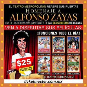 Homenaje a Alfonso Zayas