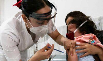 Secretaría de Salud anuncia inicio de campaña de vacunación contra la influenza